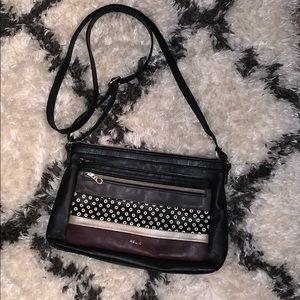 Relic by Fossil crossbody handbag purse